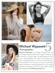 Modeling, Readers Choice Photographer, Gladys Magazine