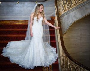 Fashion, Modeling, Wedding Dress, Renaissance Cleveland